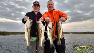 Lake Okeechobee Largemouth Bass