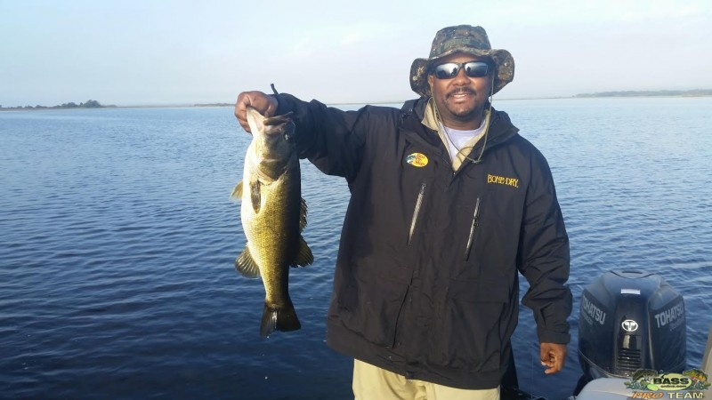 big Bass fishing Lake Toho