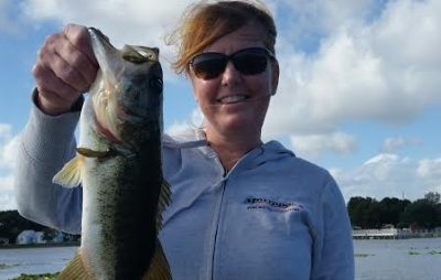 Toho Bass fishing