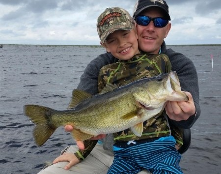 South Florida Lake Okeechobee Bass fishing report