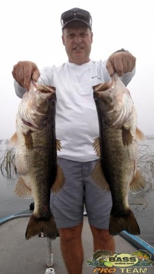 Okeechobee Largemouth Bass Charters
