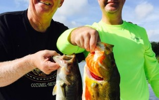 South Florida Fresh water Fishing Charters