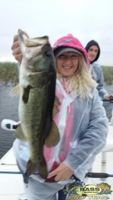 Lake Okeechobee Bass Fishing Charters