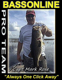 Capt Mark Rose - Okeechobee Fishing Guide