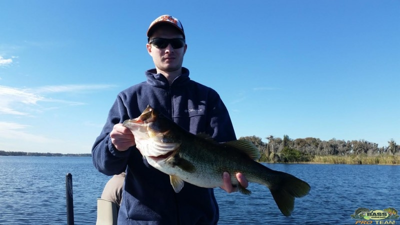 Largemouth Bass Lake Toho Fishing Charters