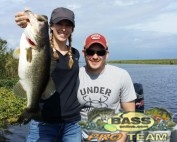 Stick Marsh Bass fishing Guide Capt Jason Young