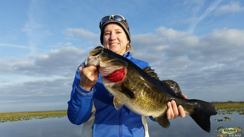 Lake Toho Bass Fishing Guide Capt Kip Grunloh