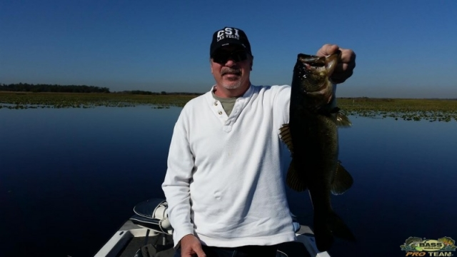 Lake Toho Fishing Guide Capt Kip Grunloh