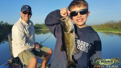 Everglades Bass Fishing Guide