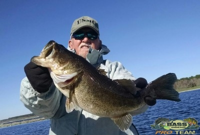 Rodman Reservoir Bass Fishing Guide Capt Steve