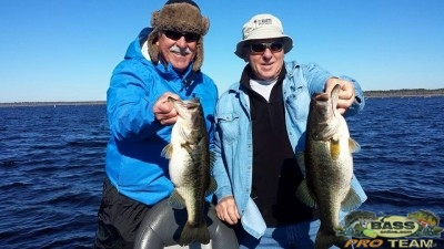 Rodman Reservoir Bass Fishing Guide Capt Tony Summers