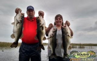 Lake Okeechobee Fishing Capt Brian Brown