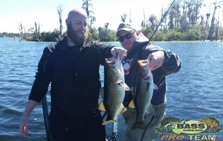Lake Toho Fishing Guide Capt John Leech