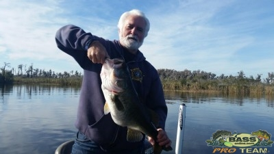 Lake Toho Bass Fishing Guide Capt John Leech