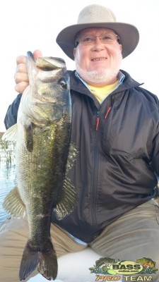 Bass Fishing Lake Okeechobee Guide Capt Mark Shepard