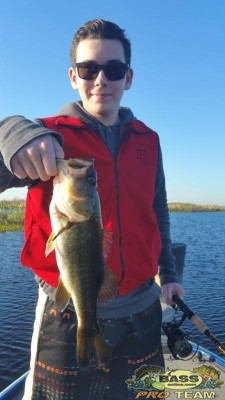 Palm beach County Bass Fishing Guide Capt Robert Miley