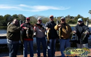 Lake Toho Bass Fishing Capt Steve Niemoeller