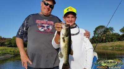 Palm Beach Bass Fishing Guide Capt Mike Groshon