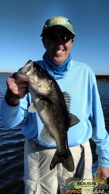 Florida Bass Fishing Guide Capt Brian Brown