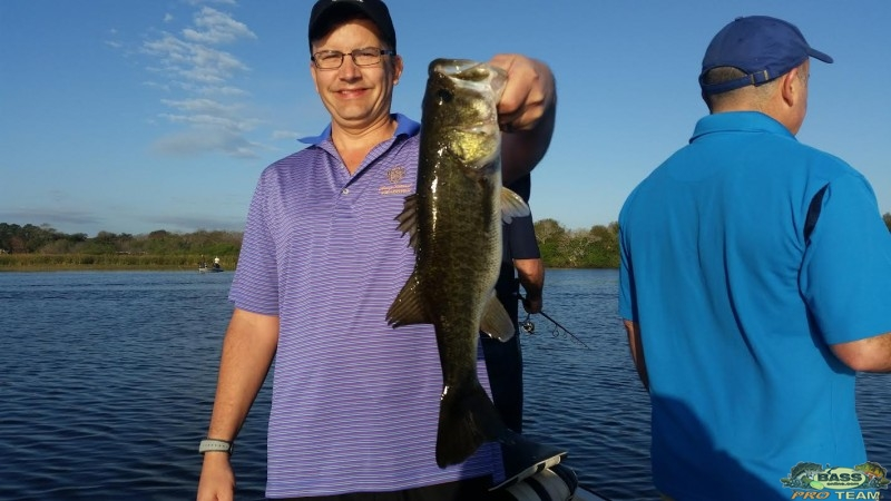 Central Florida Bass Fishing Guide Capt Kip Grunloh