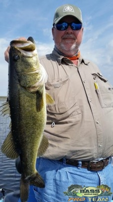 South Florida Bass Fishing Guide Capt Mike Groshon
