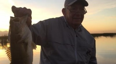 Clewiston Bass Fishing Guide Capt Mark Rose