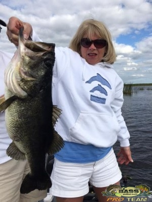 Florida Bass Fishing Capt Mark Rose