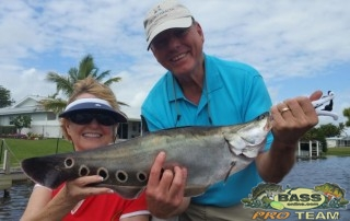 Palm Beach Bass Fishing Guide Capt Robert Miley