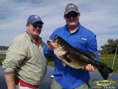 West Volusia Bass Fishing Guide Capt Steve Niemoeller