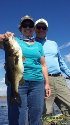 Kissimmee Bass Fishing Guide Capt Tony Summers
