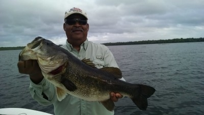 My personal best fishing on St Johns River