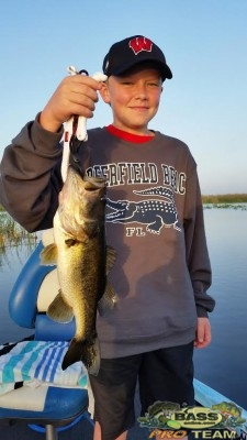 Having A Blast And Catching Some Bass