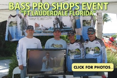Bass Pro Outfitter Event