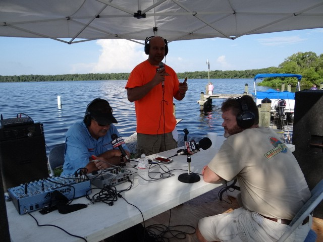 Bull Creek Joe & Chris on with Capt Terry from Southern Sportsman show on WNZF 1550am