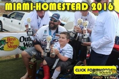 2016 Miami-Homestead Speedway Fishing Pictures