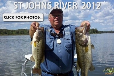 St Johns River 2012