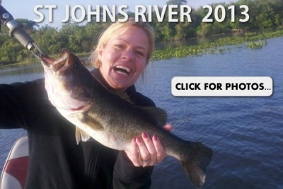 St Johns River 2013