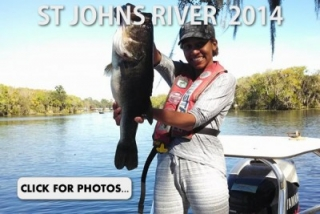 St Johns River 2014