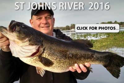 St Johns River 2016